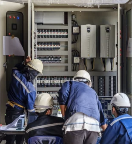 Instalación Eléctrica Industrial en Barcelona
